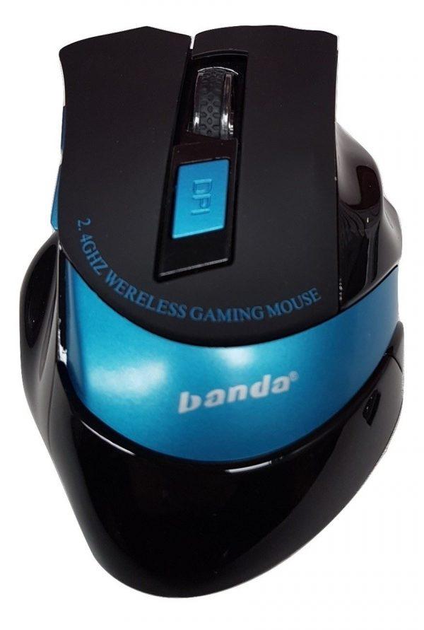Gaming mouse Banda BD4000 6 butoane 2400 DPI